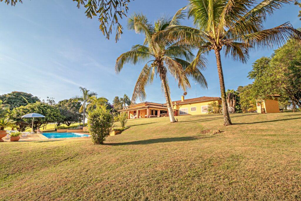 airbnb Rancho Santa Maria em Brotas
