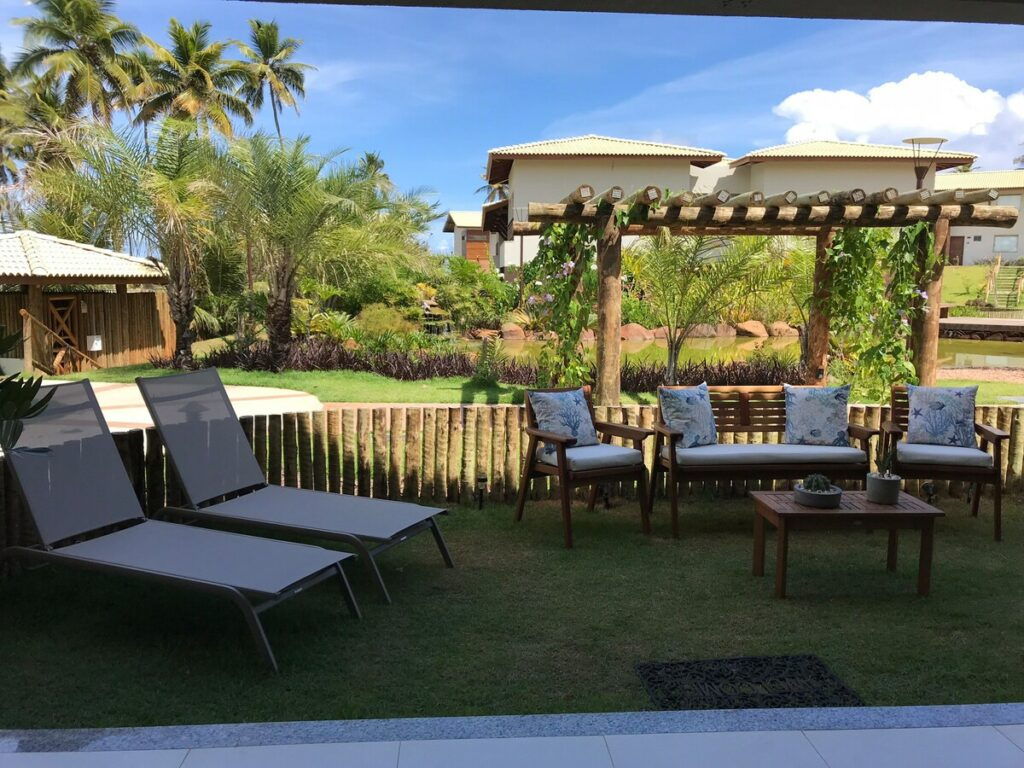 airbnb Residencial Resort Ykutiba em Imbassai