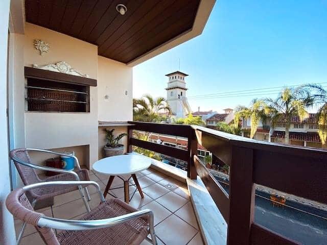 airbnb Apartamento com a Melhor Localização em jurerê internacional