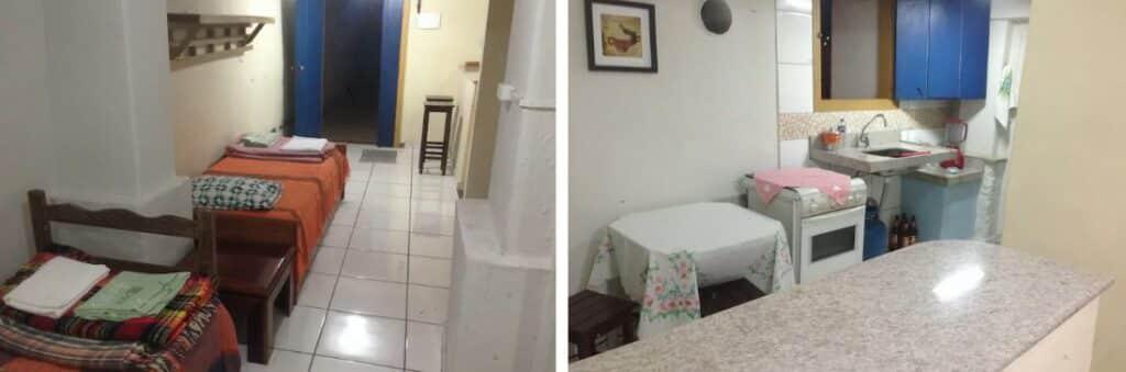 airbnb studio Próximo a Praça Tiradentes em Ouro Preto