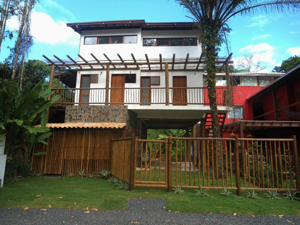 airbnb Vila Engawa em Itacaré