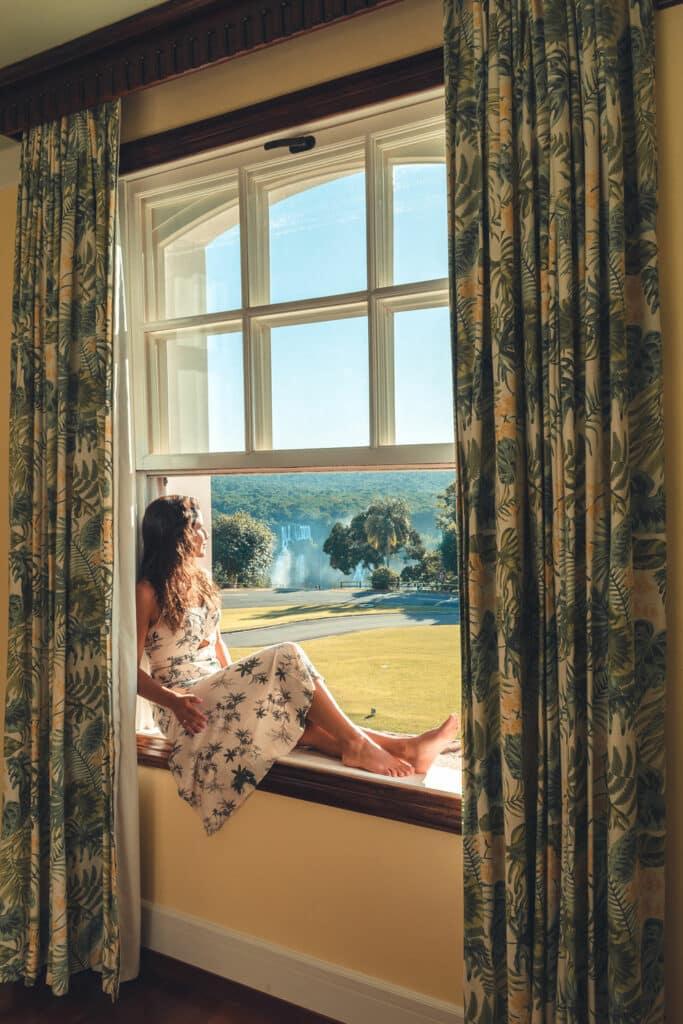 Vista do Quarto no Belmond Hotel das Cataratas