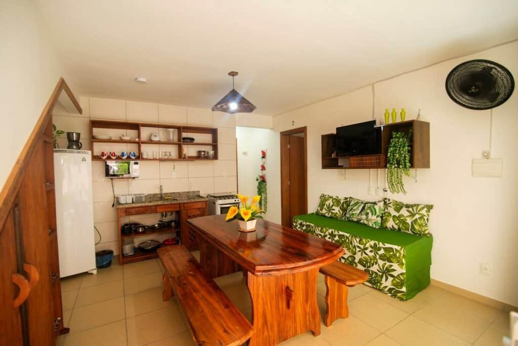 airbnb Lindo Apartamento a 30 m da Praia no Morro de São Paulo