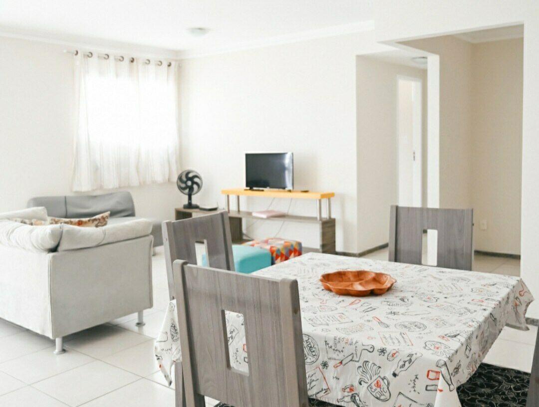 airbnb Apartamento Amplo na Praia de Atalaia em Aracaju