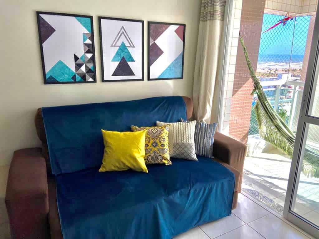 airbnb condomínio com vista do mar em aracaju