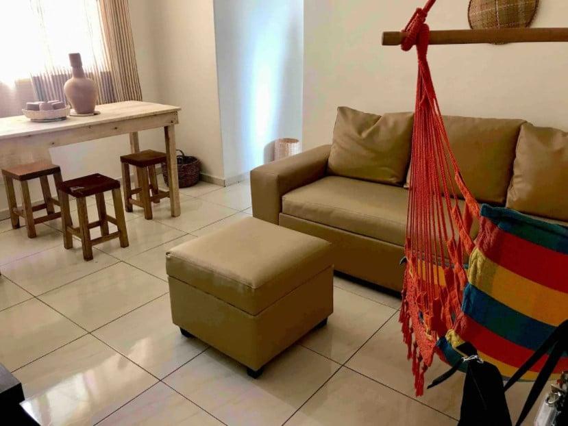 airbnb Confortável Apartamento no Bairro Atalaia em aracaju