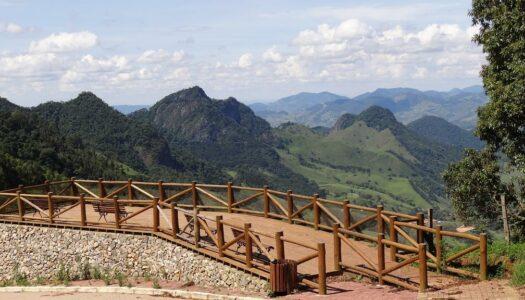 Pousadas na Serra da Mantiqueira