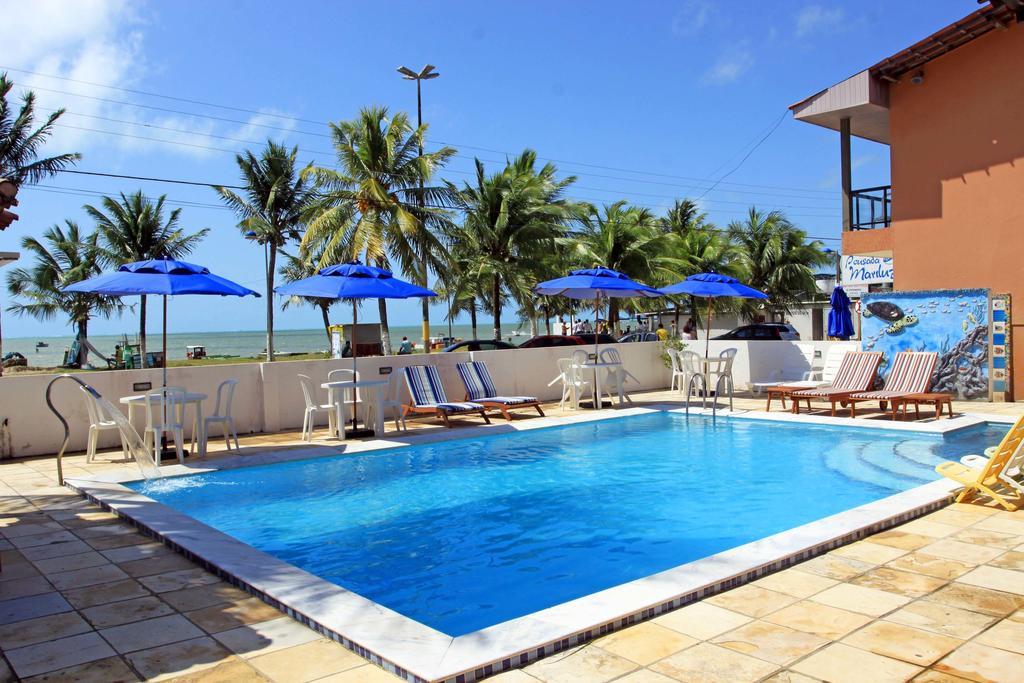 piscina da Pousada Mariluz
