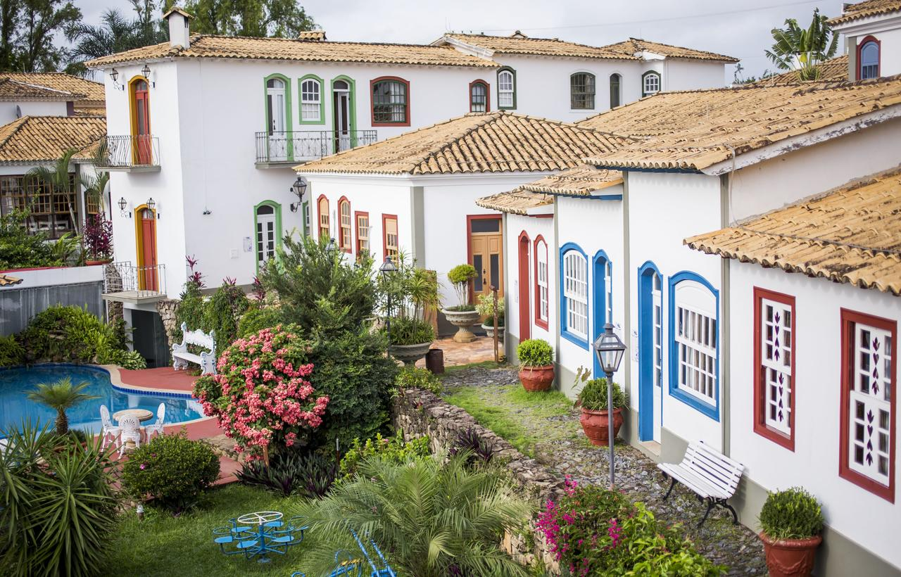 A Pousada Pequena Tiradentes, uma das melhores da cidade