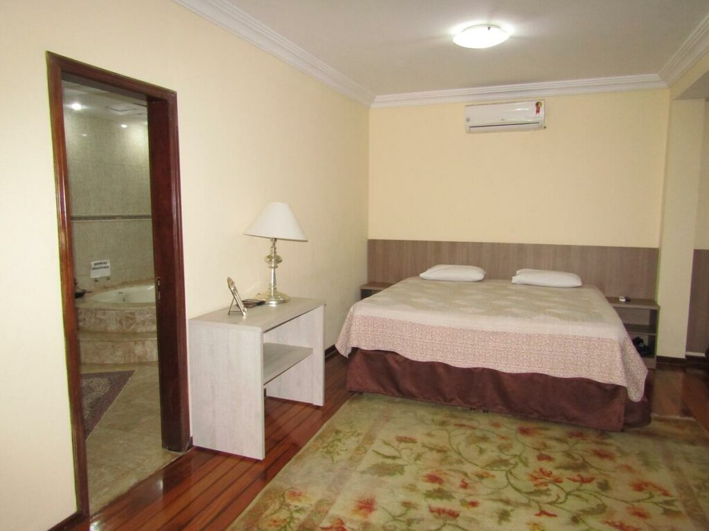 Uma das opções de onde ficar em Foz do Iguaçu