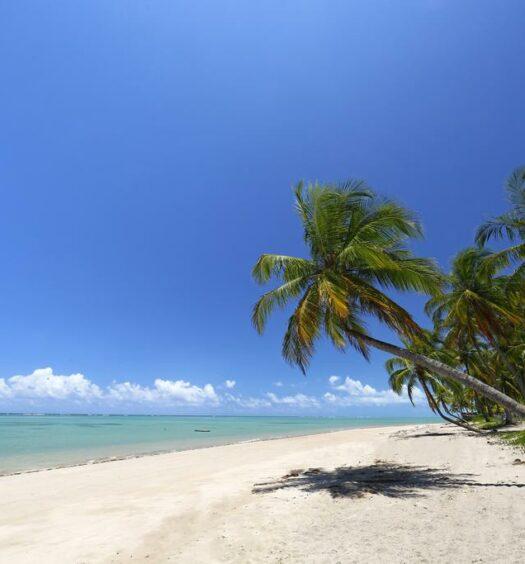 Praia do Patacho, foto da Pousada Reserva do Patacho