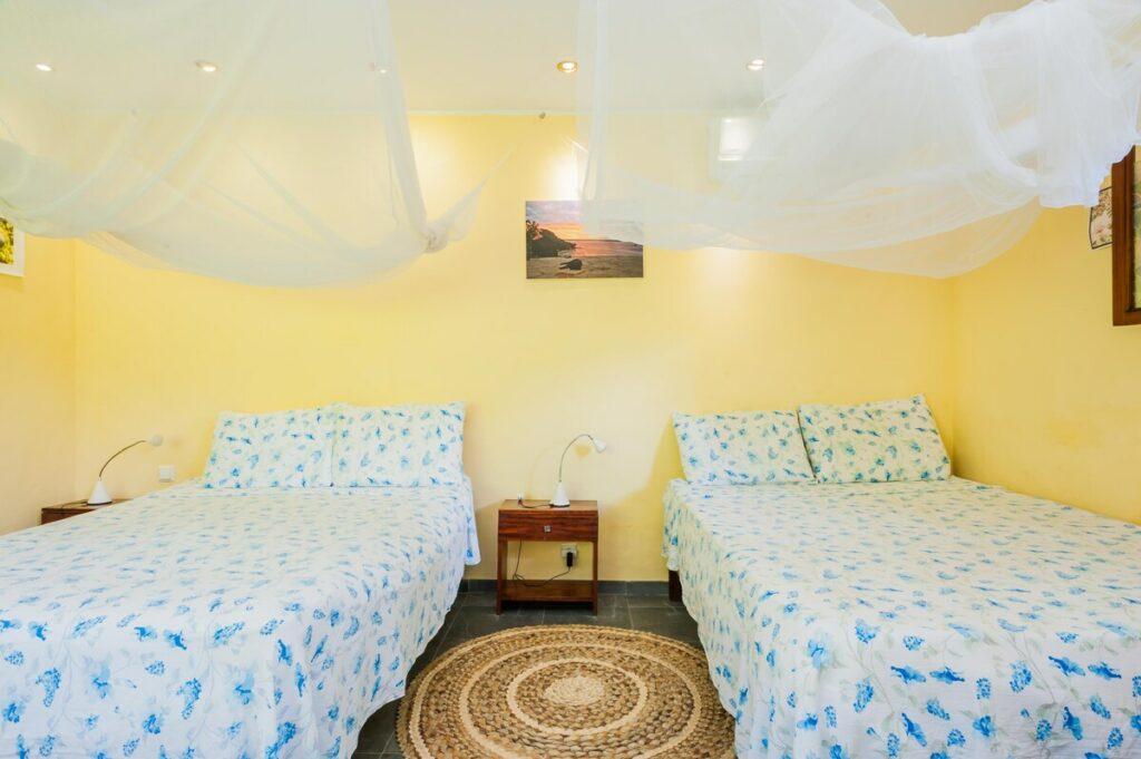 quarto do Apartamento Villa Bahia