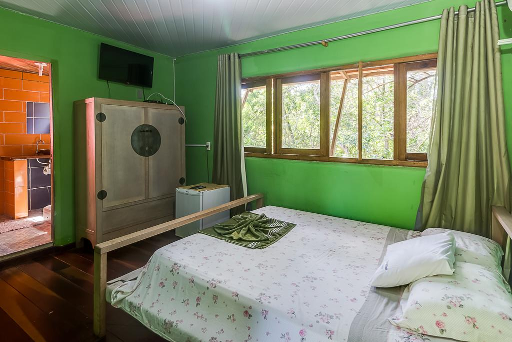quarto do Eco Hostel Lujimba
