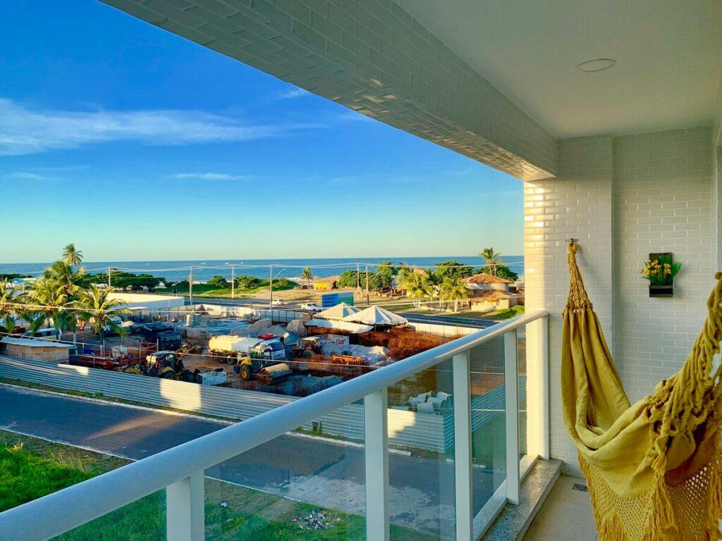 Airbnb Lindo Flat à Beira Mar da Orla de Atalaia em Aracaju