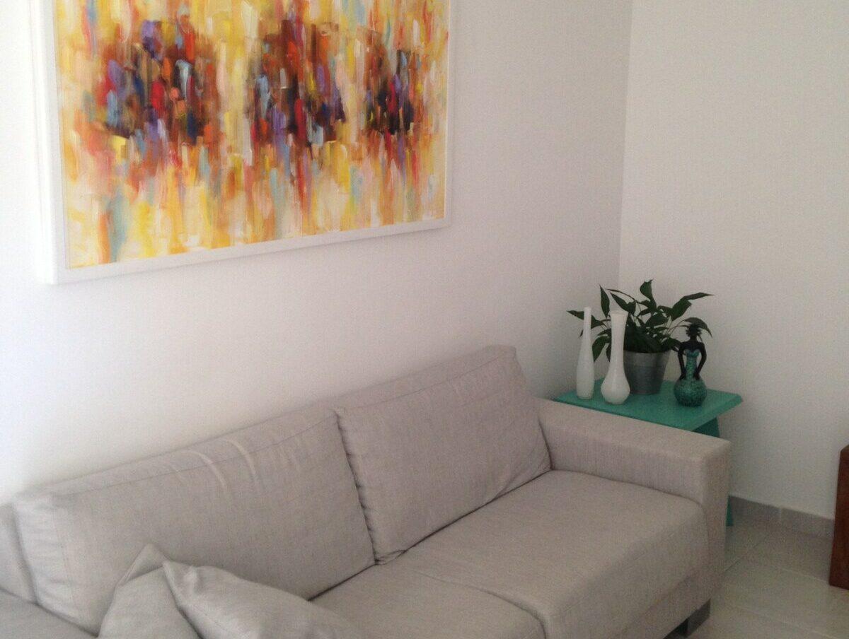 airbnb Apartamento em Aruana em aracaju