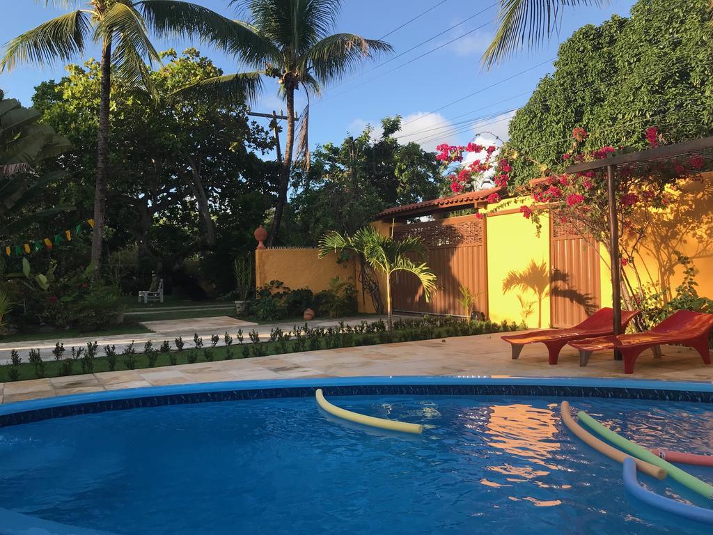 piscina das Suítes Bouganville