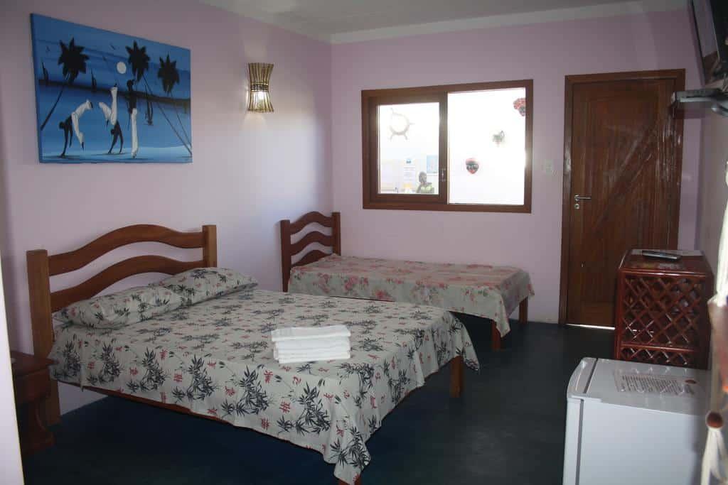 quarto da Villa Tropicale