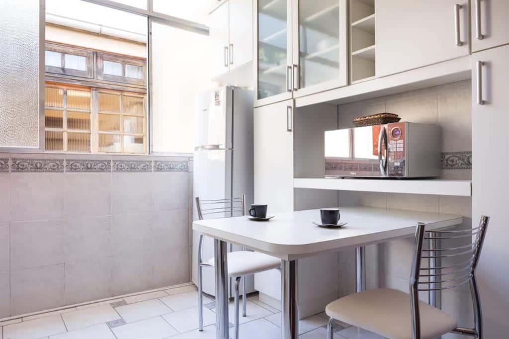 cozinha do Apto 2 Quartos Casal