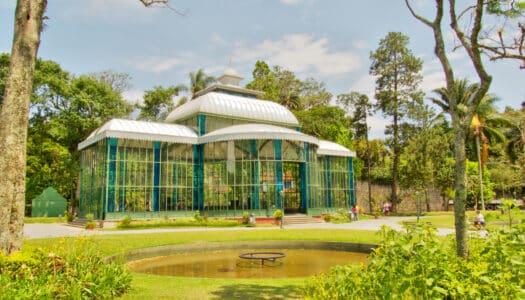 Palácio de Cristal em Petrópolis – O que você precisa saber ANTES de ir
