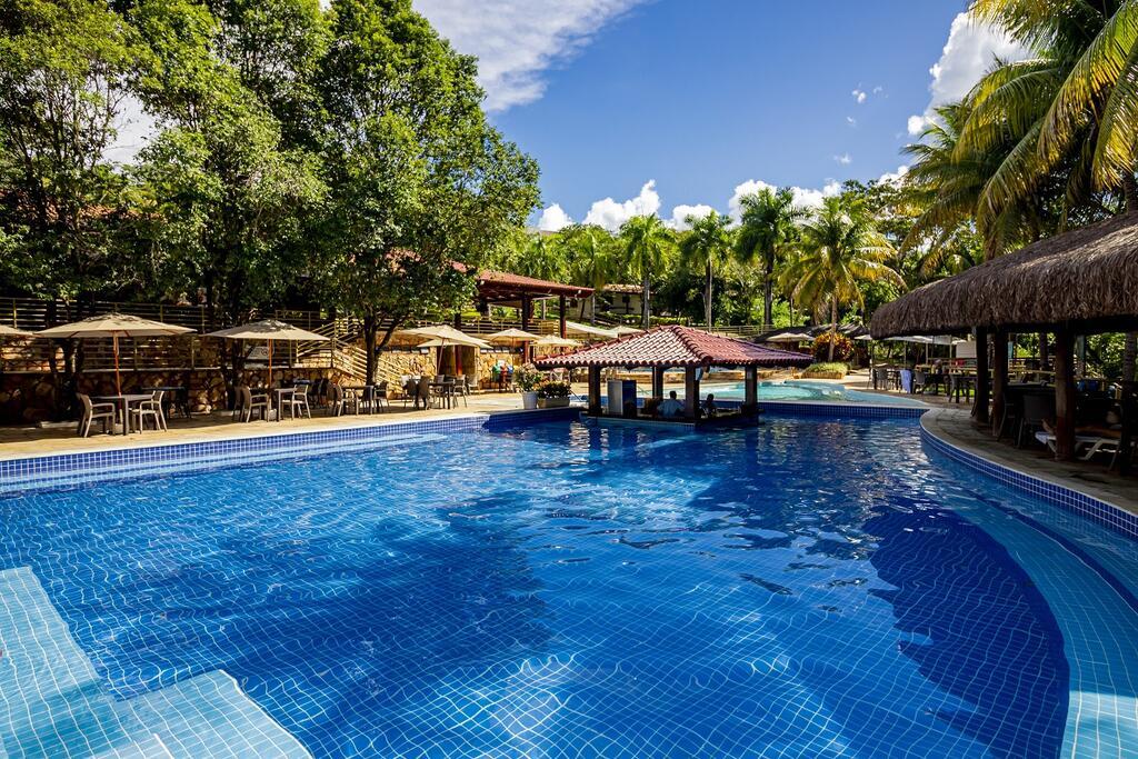piscina da Pousada do Ipê