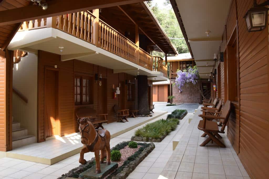 Pousada Villa Fiorita em Canela
