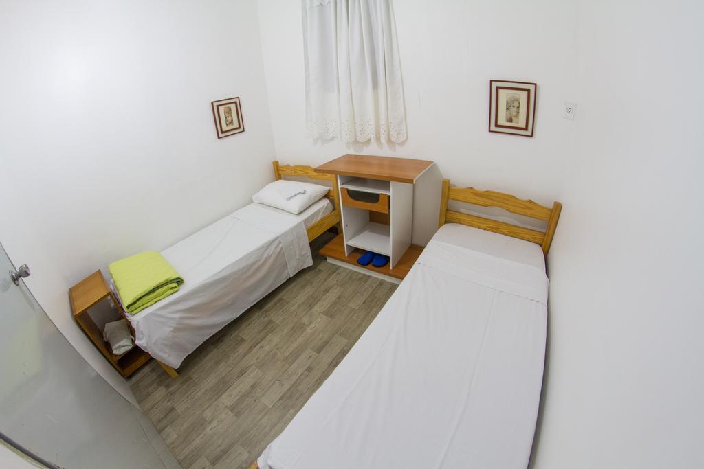 quarto da Pousada e Hostel Polônia