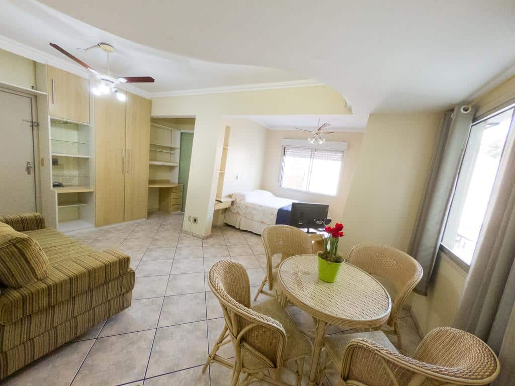quarto do Quintana Flats