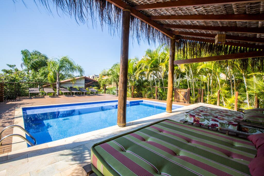 Pousada Vila Tamarindo Eco Lodge em Florianópolis