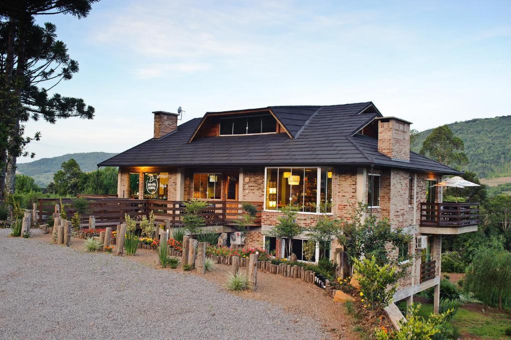 Bina's Haus Pousada, Cafeteria e Atelier em Nova Petrópolis