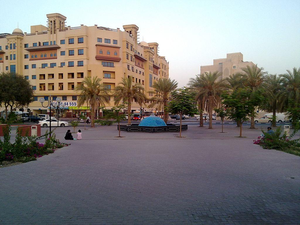 Bur Dubai, mercado na parte antiga da cidade