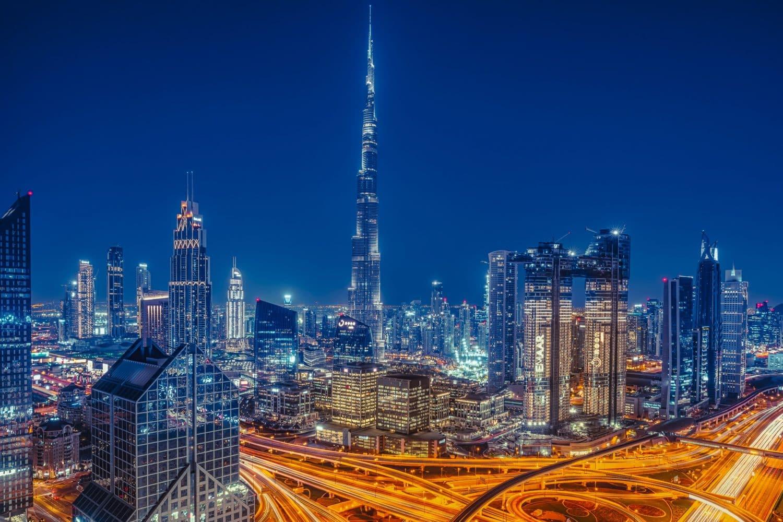 Burj Khalifa, um dos pontos turísticos imperdíveis de o que fazer em Dubai