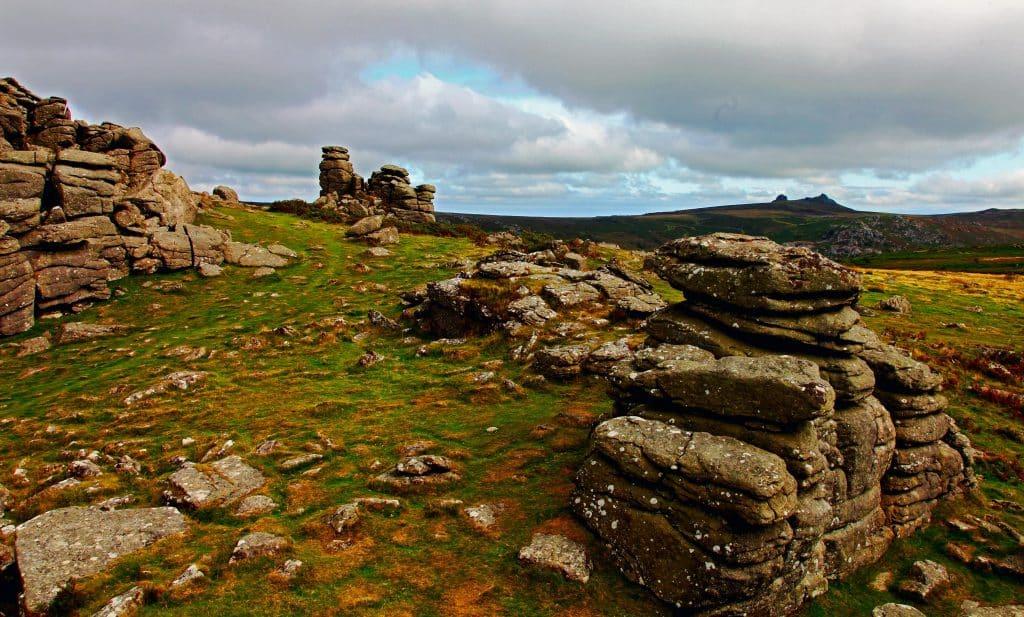 pontos turisticos da inglaterra em dartmoor