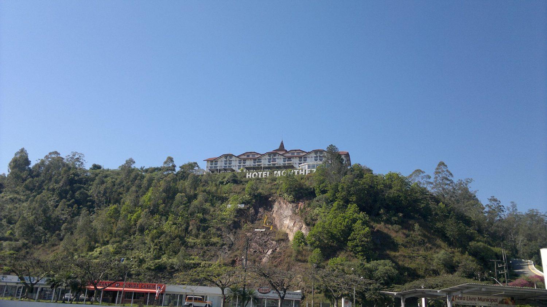 Post de pousadas em Brusque com capa do hotel mais popular da cidade, o Monthez Hotel