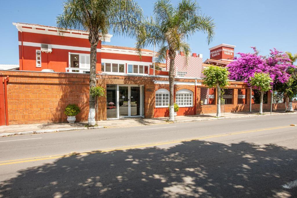 Hotel Pousada Casa Tasca em Bento Gonçalves