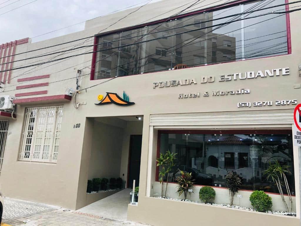 Hotel Pousada do Estudante em Pelotas