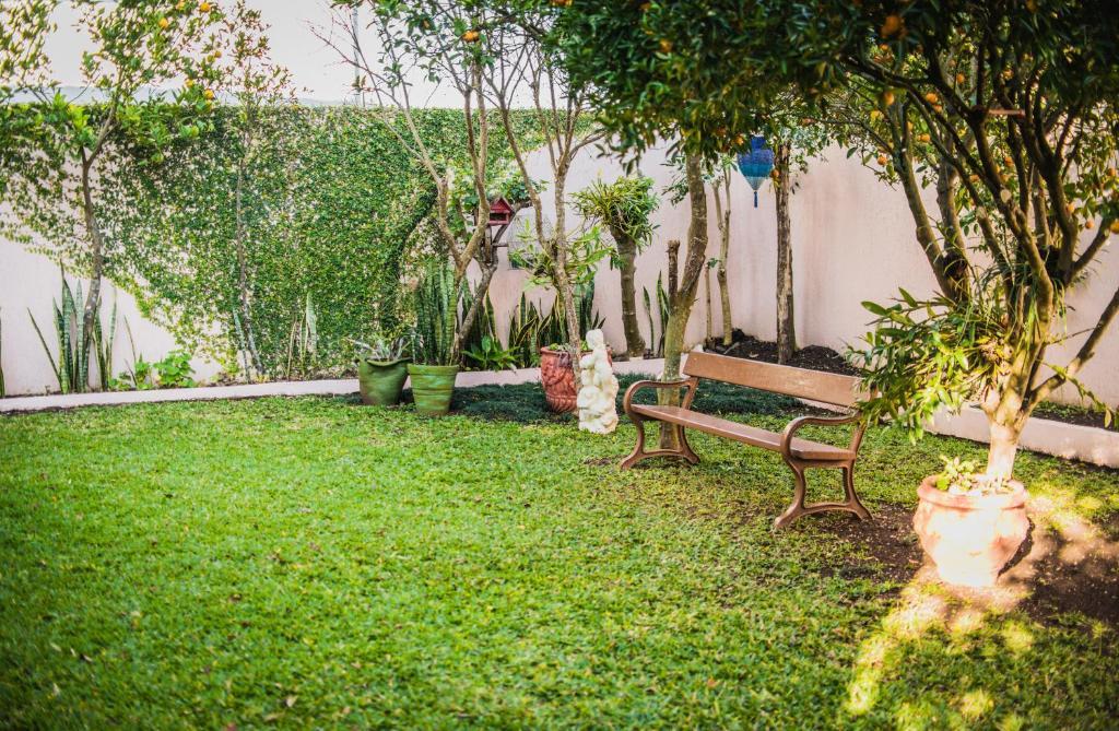 jardim da Sonho da Serra Pousada