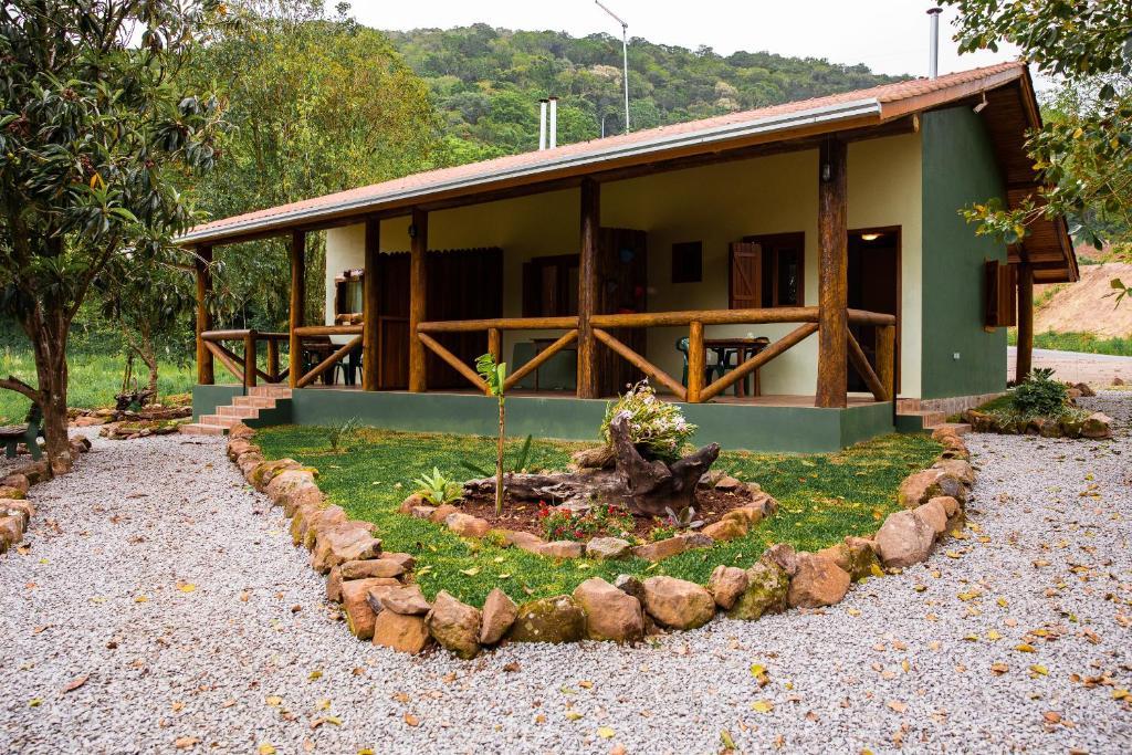 Cabana Ninho das Águias em Nova Petrópolis