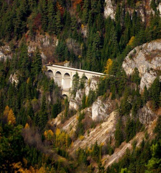 Semmeringbahn na austria
