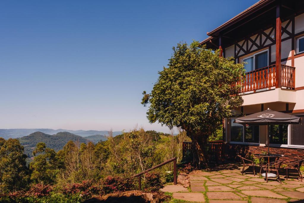 Hotel Jardins da Colina na Serra Gaúcha
