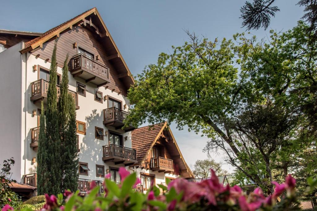 Bavaria Sport Hotel em Gramado na rota romântica rs