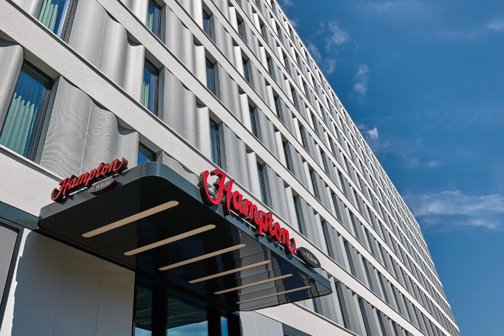 Hampton by Hilton Berlin City Centre Alexanderplatz onde ficar em Berlim