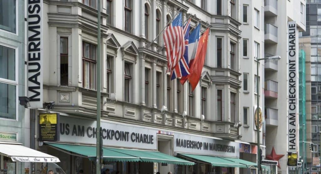 Haus am Checkpoint Charlie em Berlim