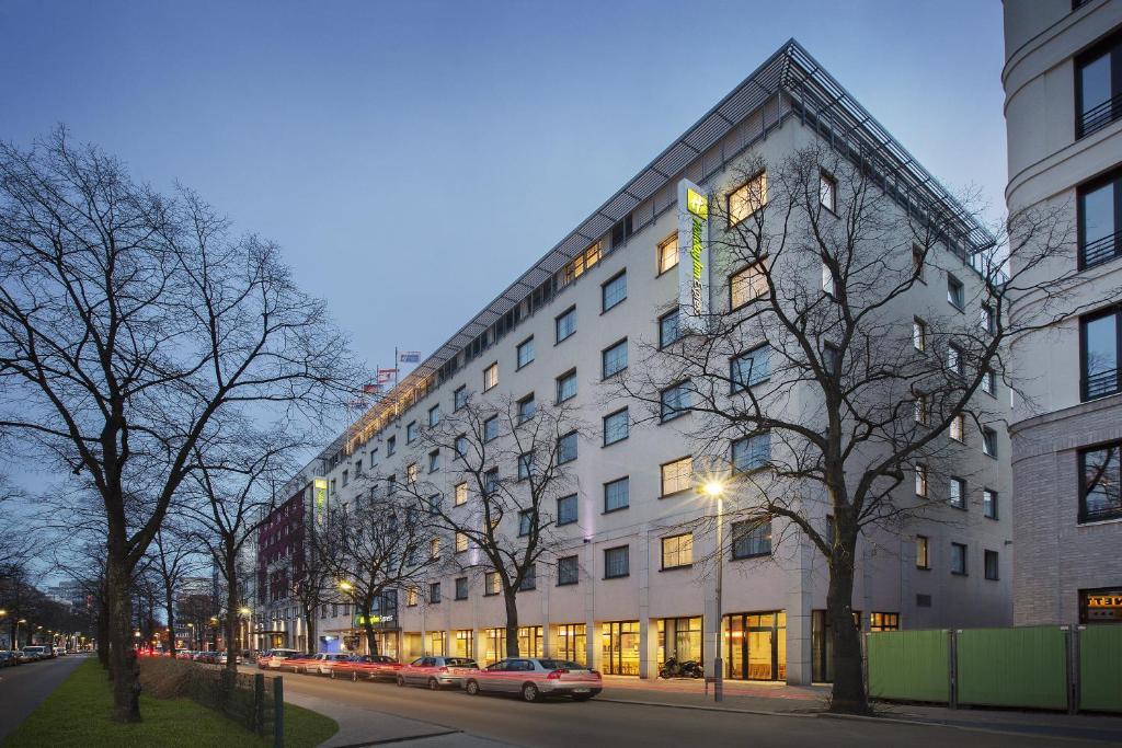 onde ficar em Berlim no Holiday Inn Express Berlin City Centre, an IHG Hotel