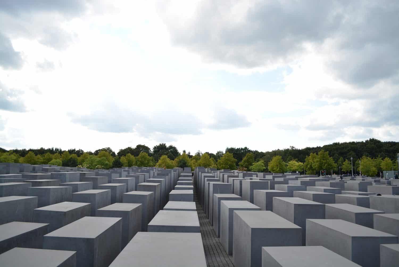 Memorial aos Judeus Mortos da Europa em Berlim