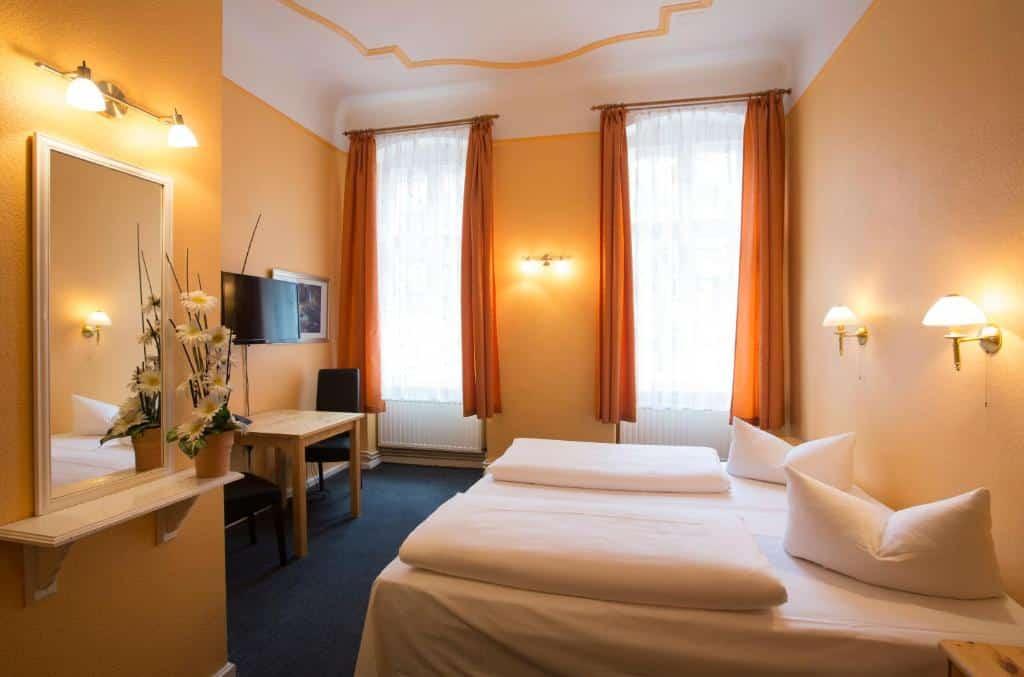 onde ficar em berlim no Hotel am Hermannplatz