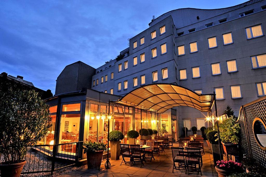 onde ficar no Hotel Ludwig van Beethoven em berlim
