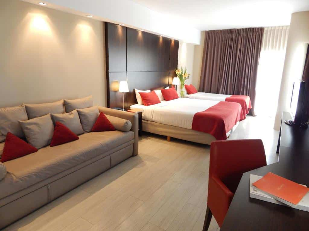 HTL City Baires nos hoteis baratos em buenos aires