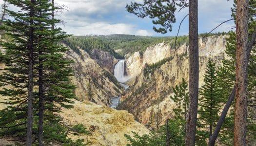 Parque Nacional de Yellowstone nos EUA
