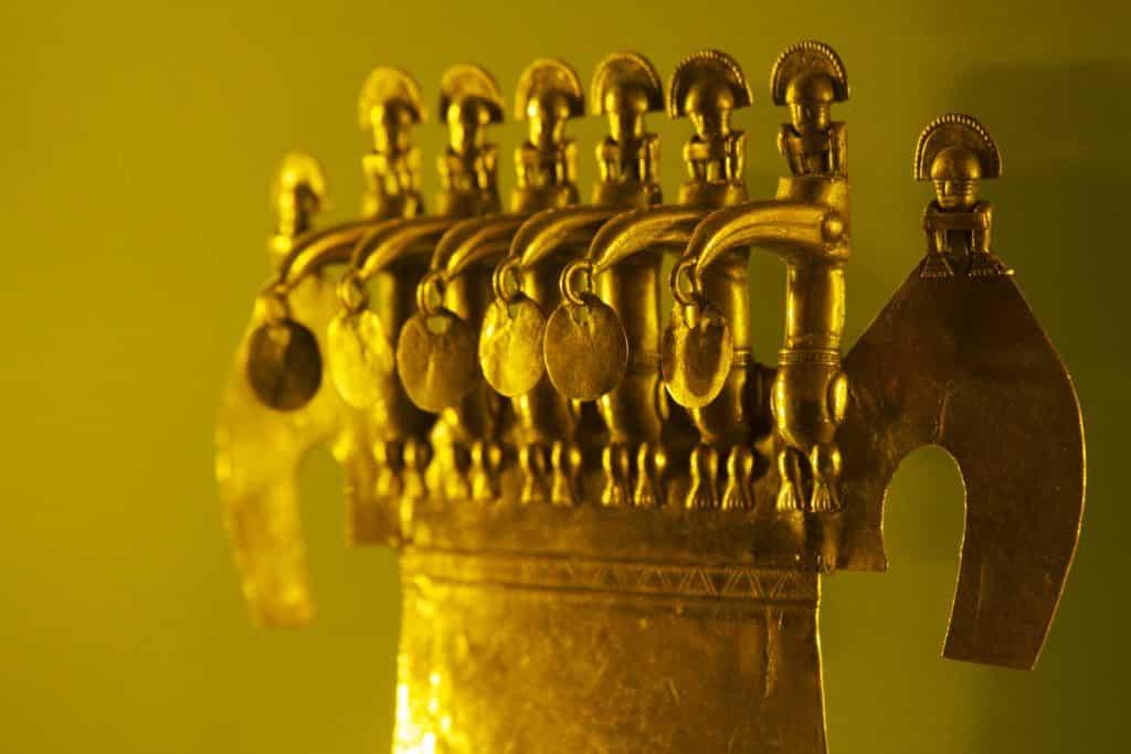 museu de ouro em bogota