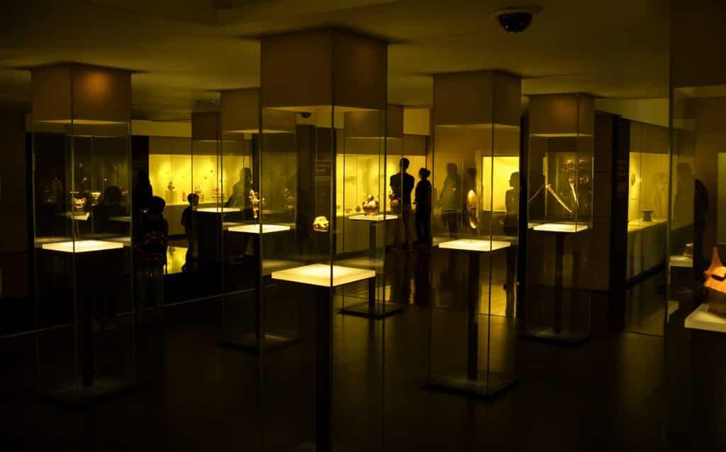 museu do outro nos principais pontos turisticos em bogota